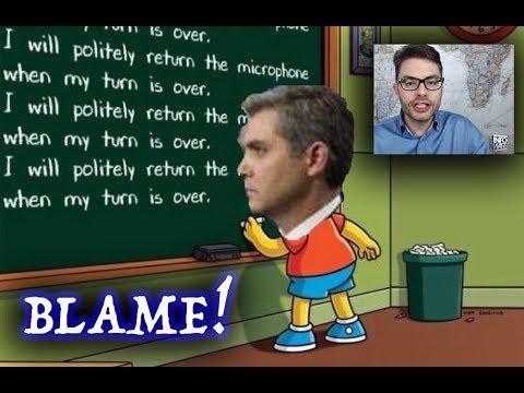 Jim Acosta Gets Media To Blame Paul Joseph Watson From InfoWars For His Blatant Lie