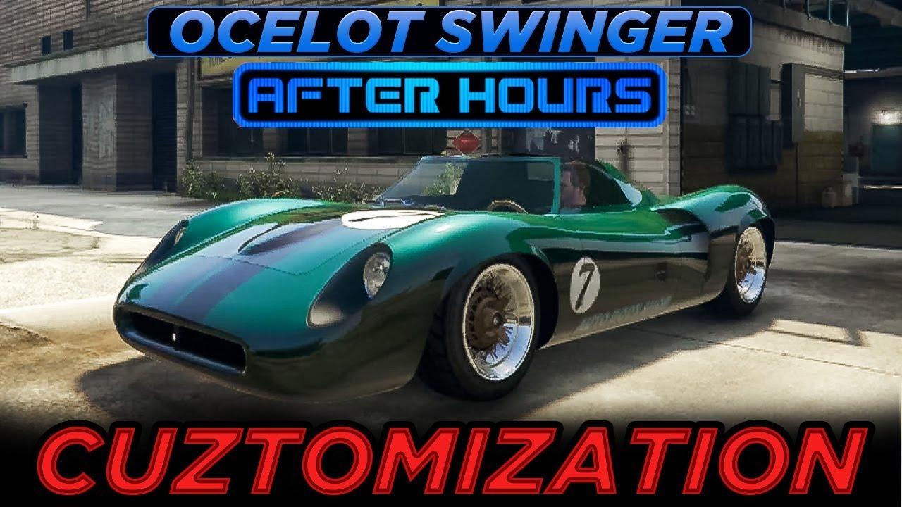 Worth it swinger ocelot Is the