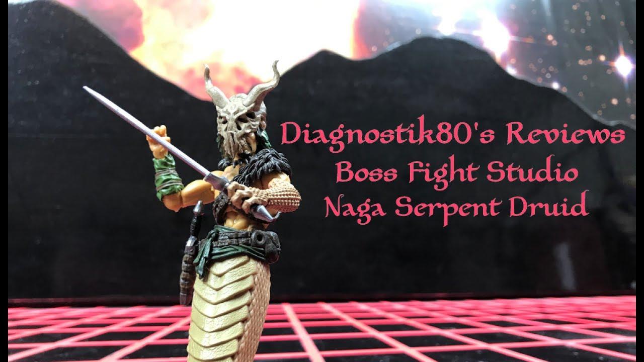 Naga Vitruvian h.a.c.k.s
