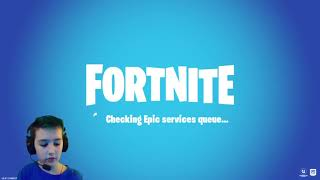 My Fortnite Account Got Hacked & TrustySheep_YT doesn't exist! (Why I am not on your friends list.)