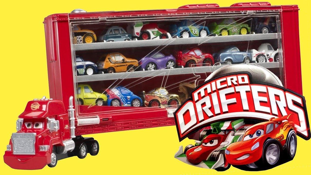 Micro Mini Cars Toys 11