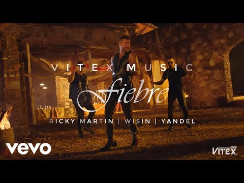 Wisin & Yandel – Fiebre (Exclusive Version) ft. Ricky Martin