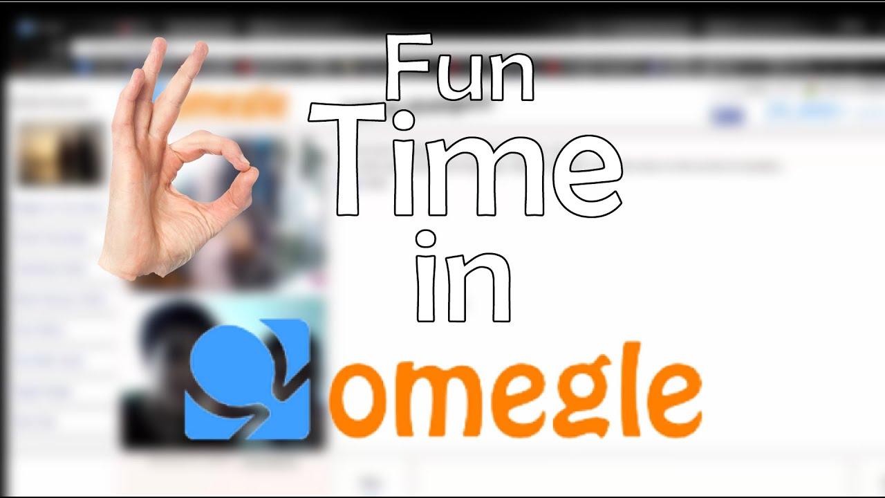 Fun Time In Omegle (Tunisia) - YouTube