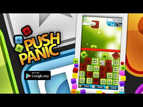Push Panic - for Android™ - Official Trailer