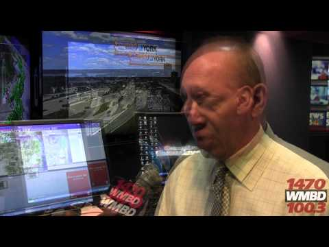 Chuck Collins discusses Tornado Related Deaths