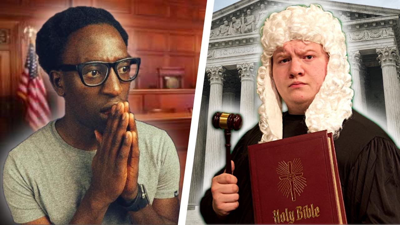 JUDGE TAYLOR - The Trial of Shama Mrema (ft. Church Stories)