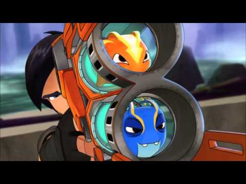 Slugterra EXTREME Slugisode: Tazerlings - Part 1