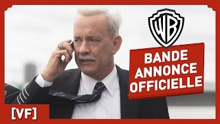 Sully - Bande Annonce Officielle (VF) - Tom Hanks