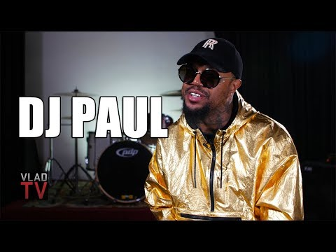 DJ Paul Owns 15 Houses, But Took Vlad's Advice About Renting His Home (Part 7)
