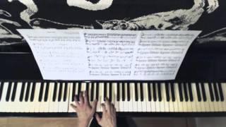 Starman / David Bowie - piano cover