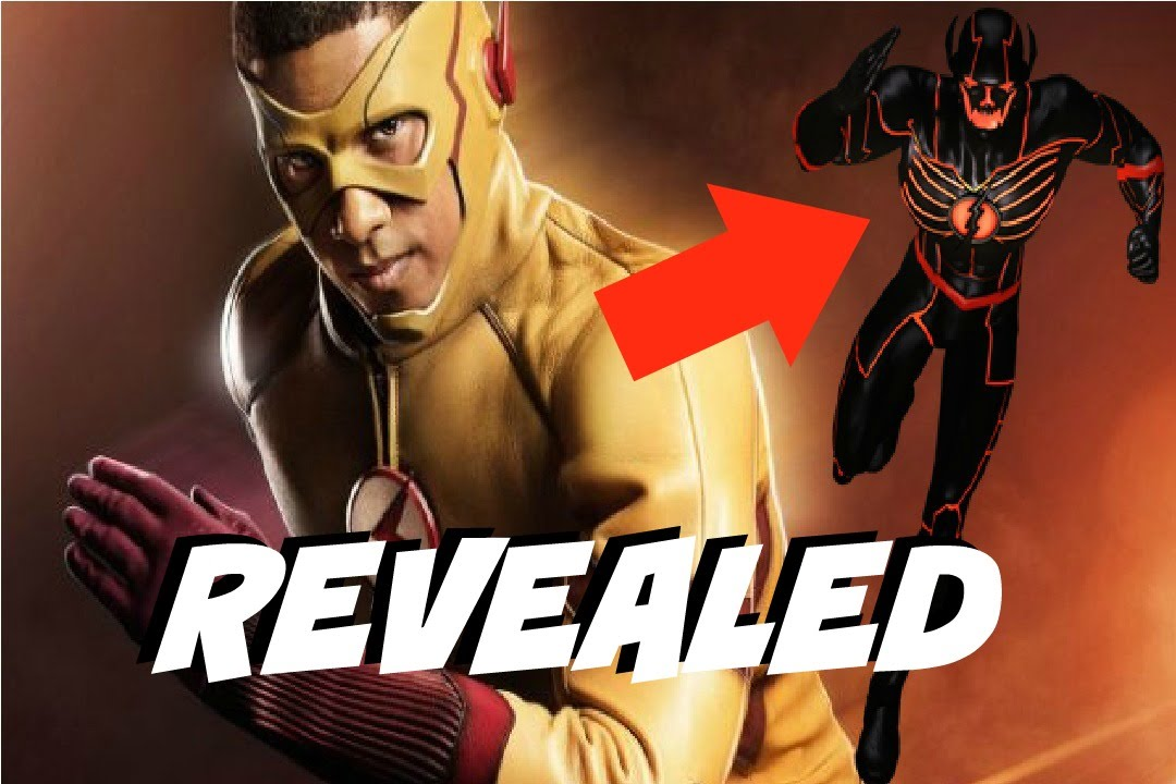 The Flash Season 5 Villain Has Been Revealed And It S An