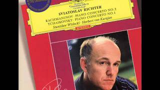Sviatoslav Richter - Rachmaninov: Piano Concerto No. 2 in C minor: I. Moderato