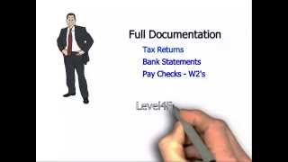 What are the Document requirements for a Home Loan aka Home Mortgage?
