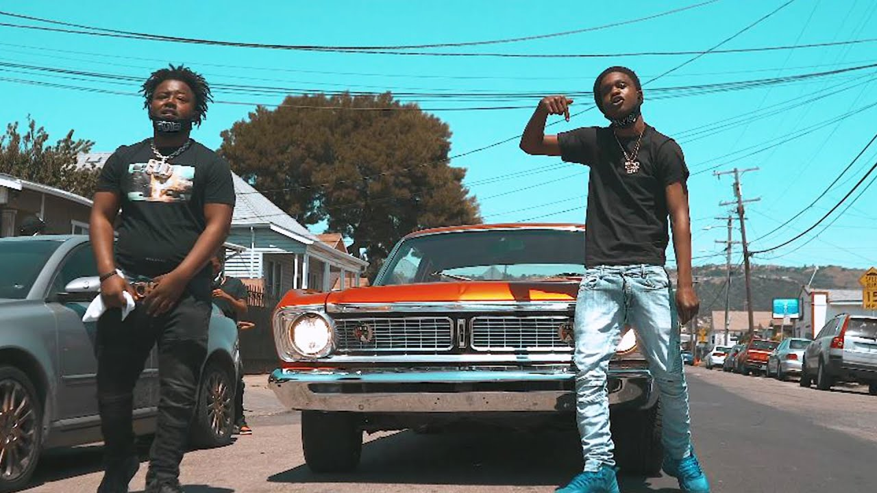 Toohda Band$ & Lil Tray - Scottie Pippen (Official Video)