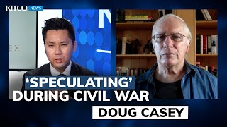 Gold 'super bubble', another Civil War now more likely than ever - Doug Casey gets serious