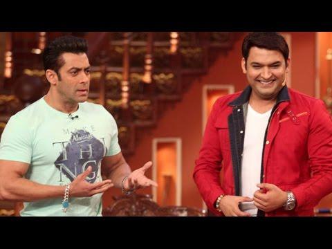 Kapill sharma fight with salmaan khan
