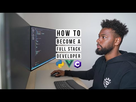 How to Become a Full Stack Web Developer in 2020