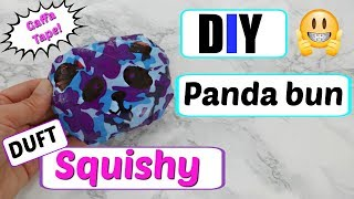 DIY gaffa tape squishy