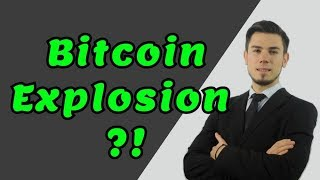 Bitcoin Explostion ?! - Crypto Trading Analysis TA & BTC Cryptocurrency Price News