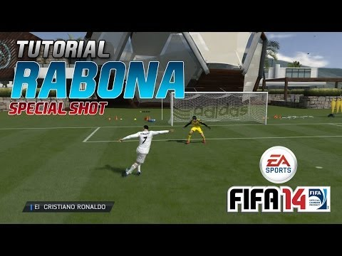 FIFA 14 | Rabona Shot + Rabona Cross Tutorial