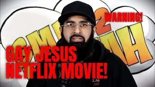GAY JESUS NETFLIX MOVIE! WARNING!!! DO NOT WATCH!!!