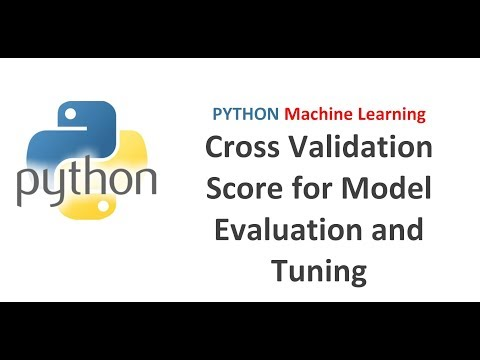 Practical machine learning tutorial with python | Cross validation in python