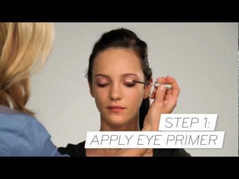 Jillian Dempsey Makeup Tutorial: Daytime Smoky Eye