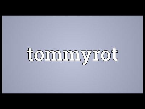 Header of tommyrot