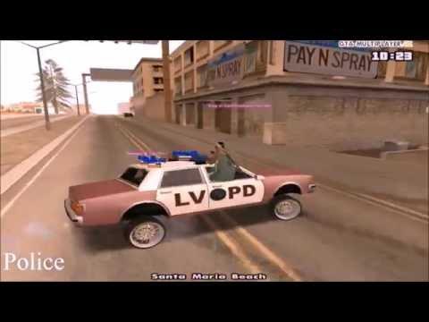 GTA-Multiplayer.CZ trailer by Shady