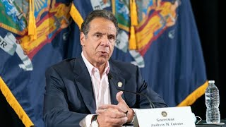 LIVE: New York Governor Cuomo delivers update amid coronavirus and protests