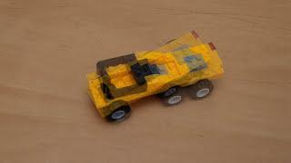 Конструктор ЛЕГО. LEGO. Спецтехника для детей. Бетономешалка.