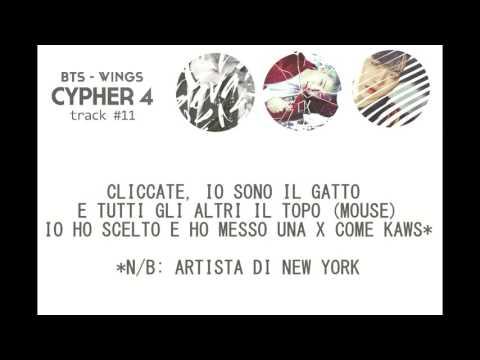 [SUB ITA] BTS (Rap Monster, Suga, J-Hope) - Cypher pt. 4 (Traccia #11 - WINGS)