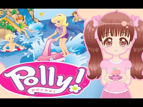 Get Me Off This Island - Polly Pocket Super Splash Island - Player: Peachie