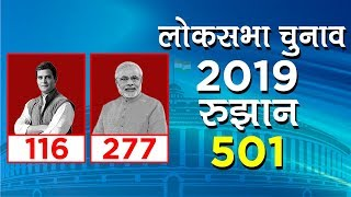 Lok Sabha Result 2019 | Initial Trends @9:30 AM | BJP led NDA set to get Majority