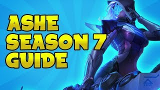How to play Ashe Beginner guide