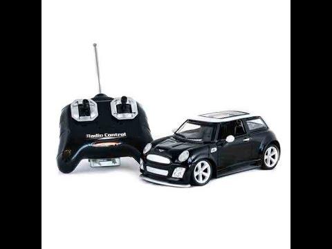 Populära Radiostyrd bil Mini Cooper - YouTube JY-43
