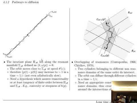 Antonio Giorgilli: Perturbation methods in Celestial Mechanics - 4