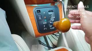 របៀបប្រើប្រាស់ចង្កឹះលេខប្រភេទ RX330 Camry 2007  Full HD