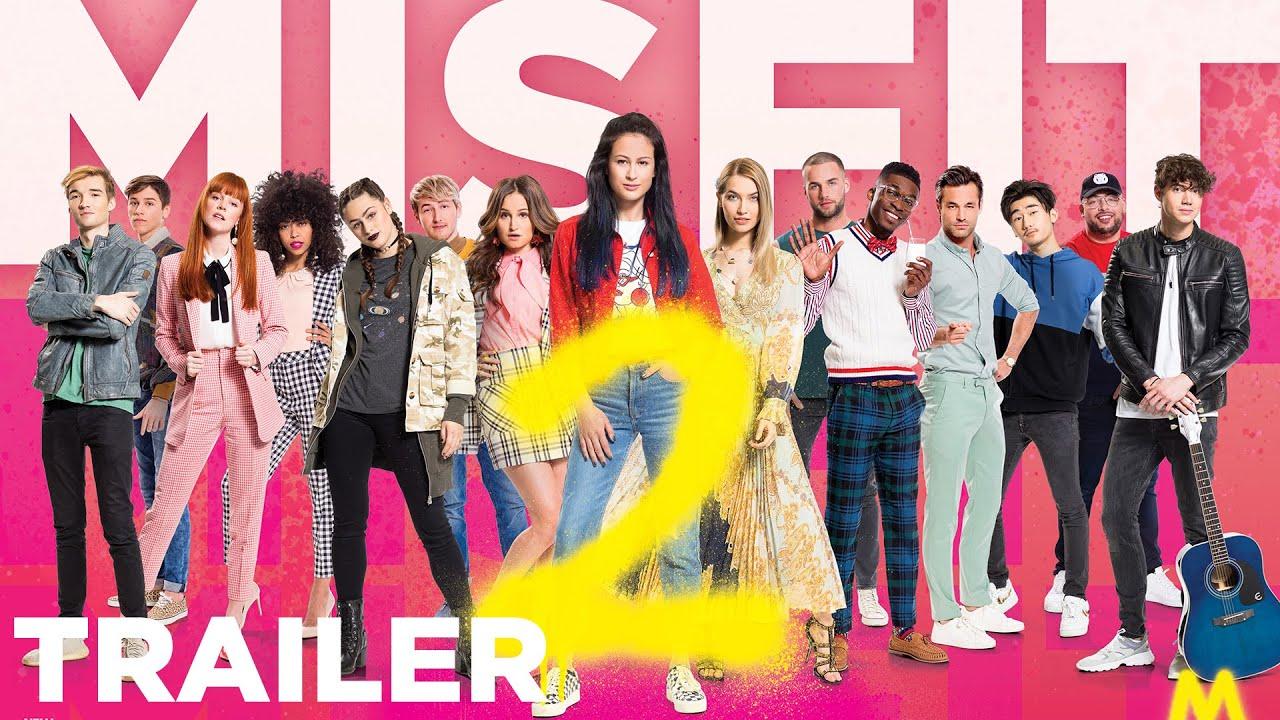 misfit 2 trailer nu in de bioscoop in nl 16 oktober in