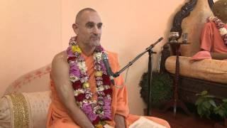 2009.06.22. SB 1.8.31 H.H. Bhaktividya Purna Swami - Riga, LATVIA