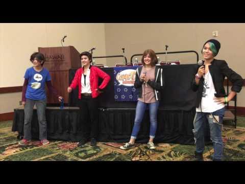 Life Is Strange Cosplay Panel Comic Con Honolulu