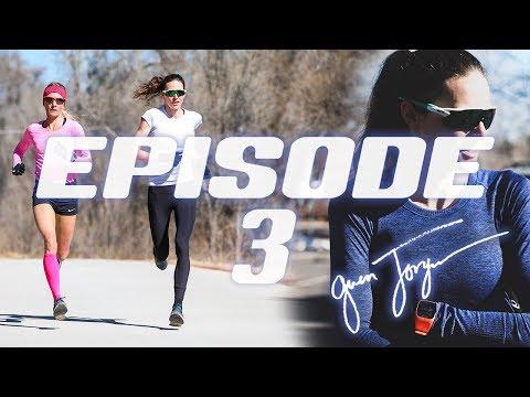 Tempo run with Shalane Flanagan    Episode 3