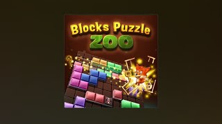 Blocks Puzzle Zoo · Game · Gameplay