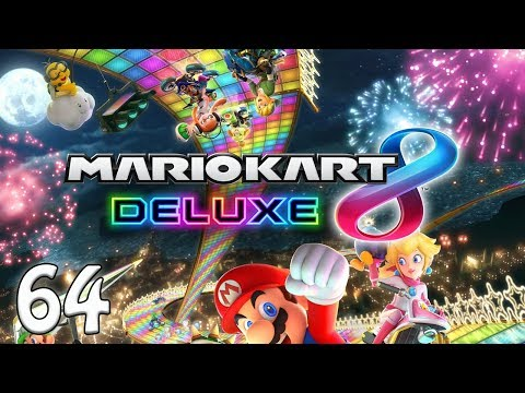 MARIO KART 8 DELUXE - E64 - Wee Wees