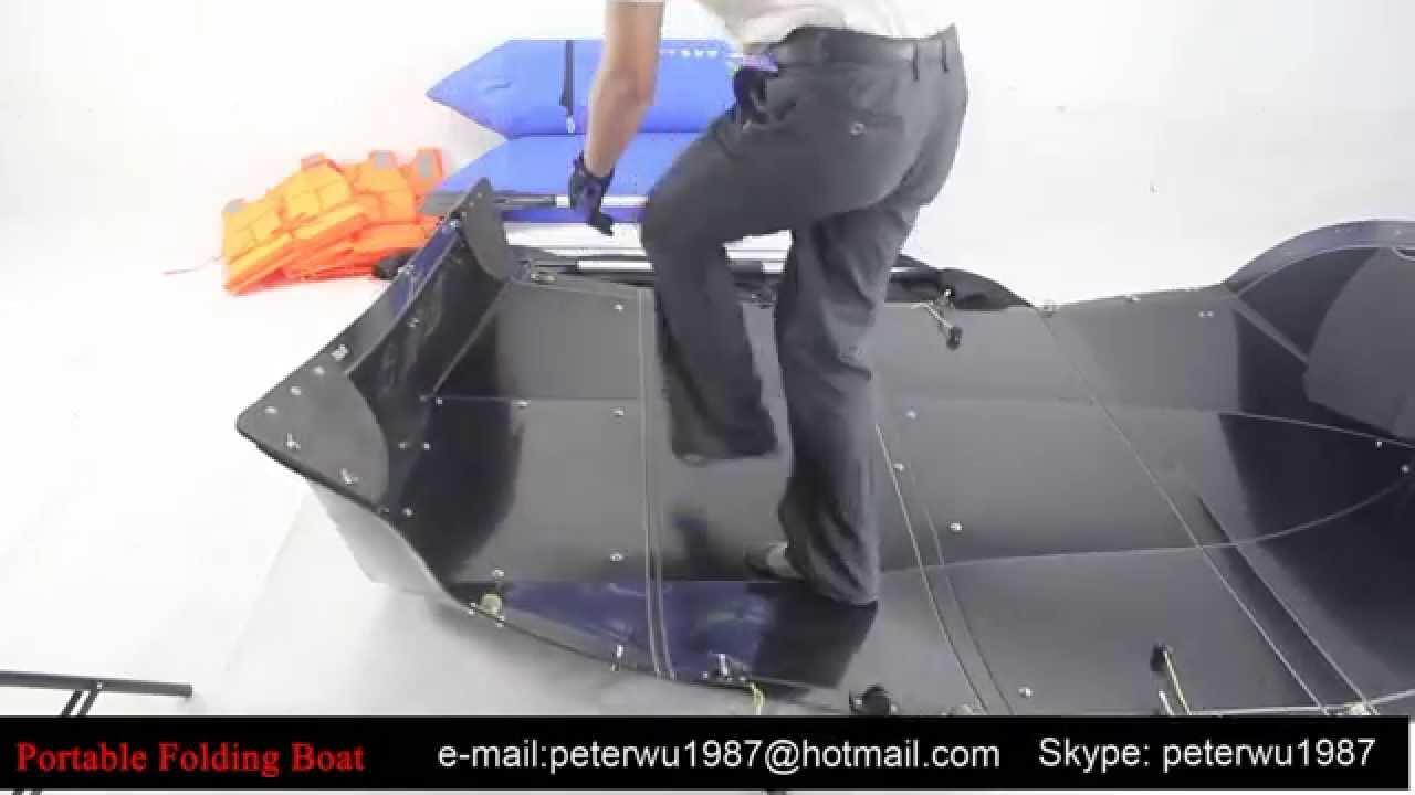 Oru Kayak Material
