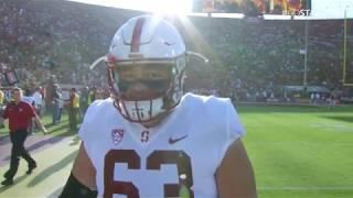 Nate Herbig    Sophomore Highlights ᴴᴰ    Stanford Cardinal Football 2017-2018