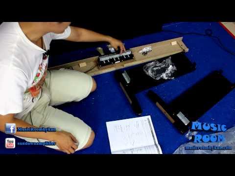 Build Kawai KDP90 ประกอบเปียโนไฟฟ้า