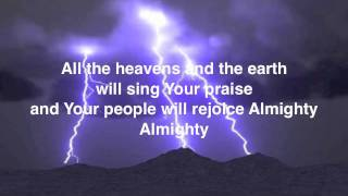 "Paul Baloche ""Almighty"" with Lyrics"