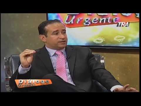 Dialogo Urgente Entrevista; Victor Suarez
