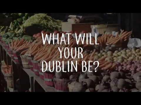 Trinity City Hotel- What Will Your Dublin Be? Stephen's Dublin